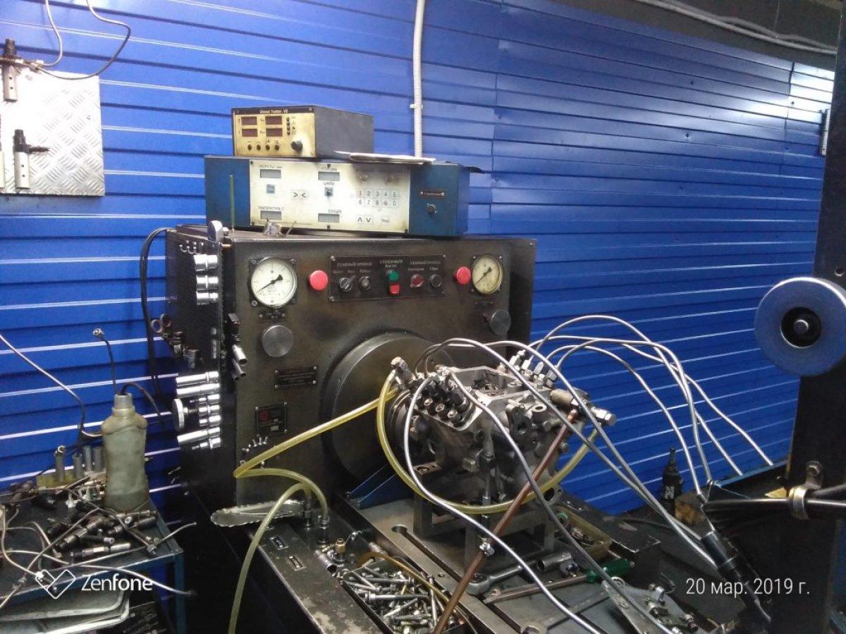 Диагностика дизельных двигателей, форсунок, тнвд