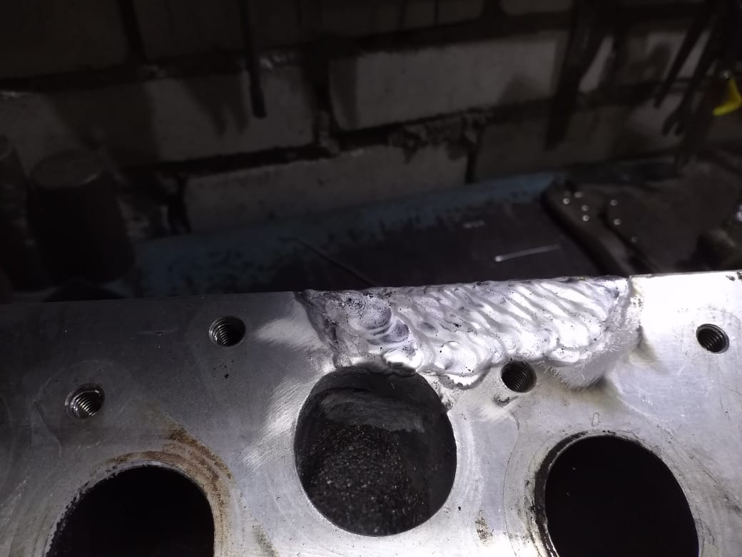 ремонт форсунок дизельных сварка аргоном спб